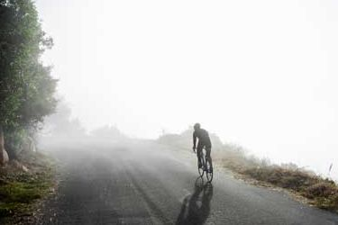 How to Approach a Long Climb