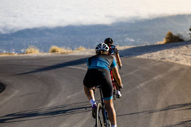 How to Draft on a Road Bike