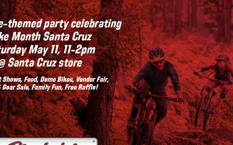 26th Annual Bike Fest | Giant Bicycles Bicycle Trip Santa Cruz
