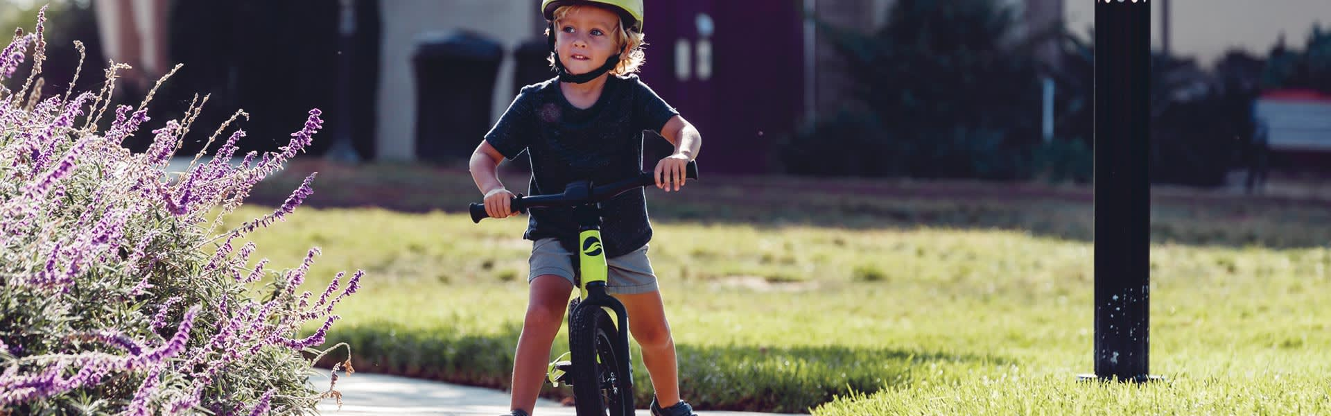 Kids' Push Bikes