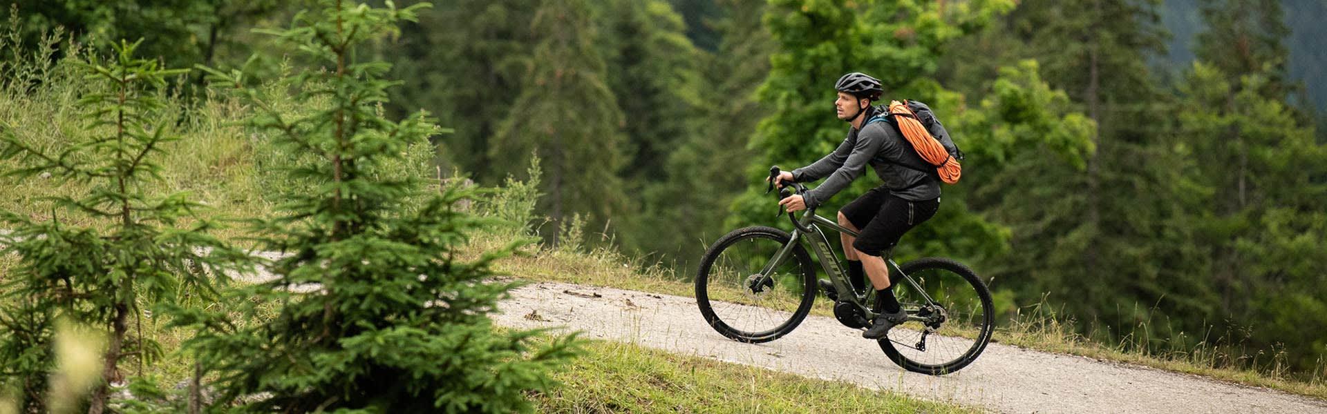 Adventure & Trekking E-bikes
