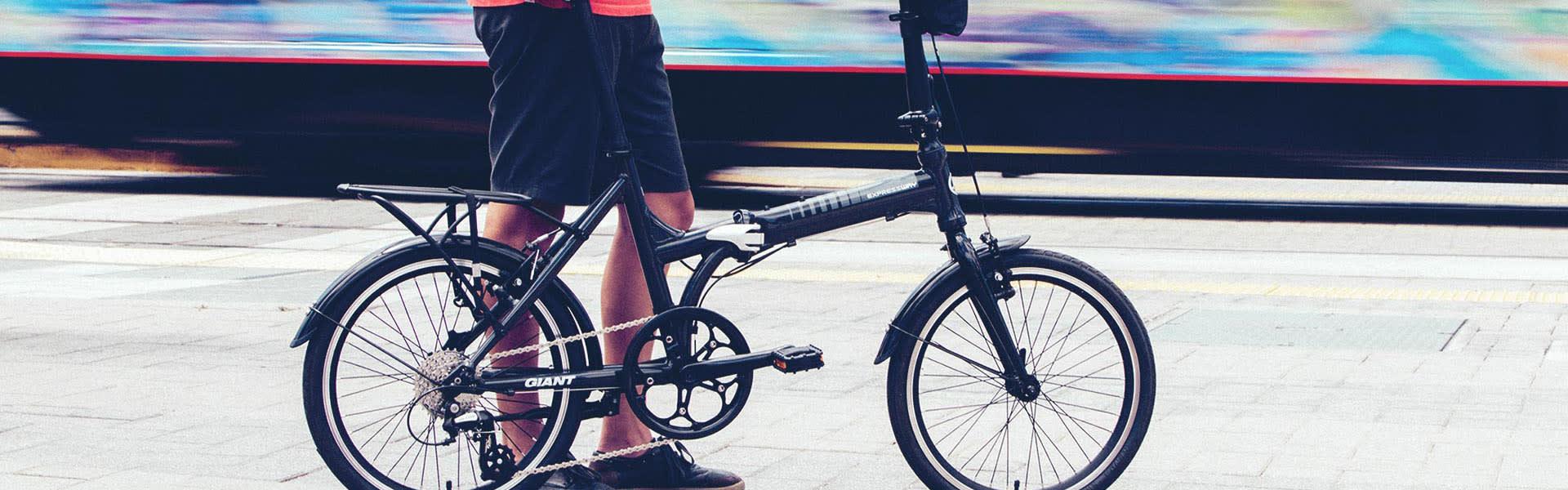 Katlanır Bisikletler