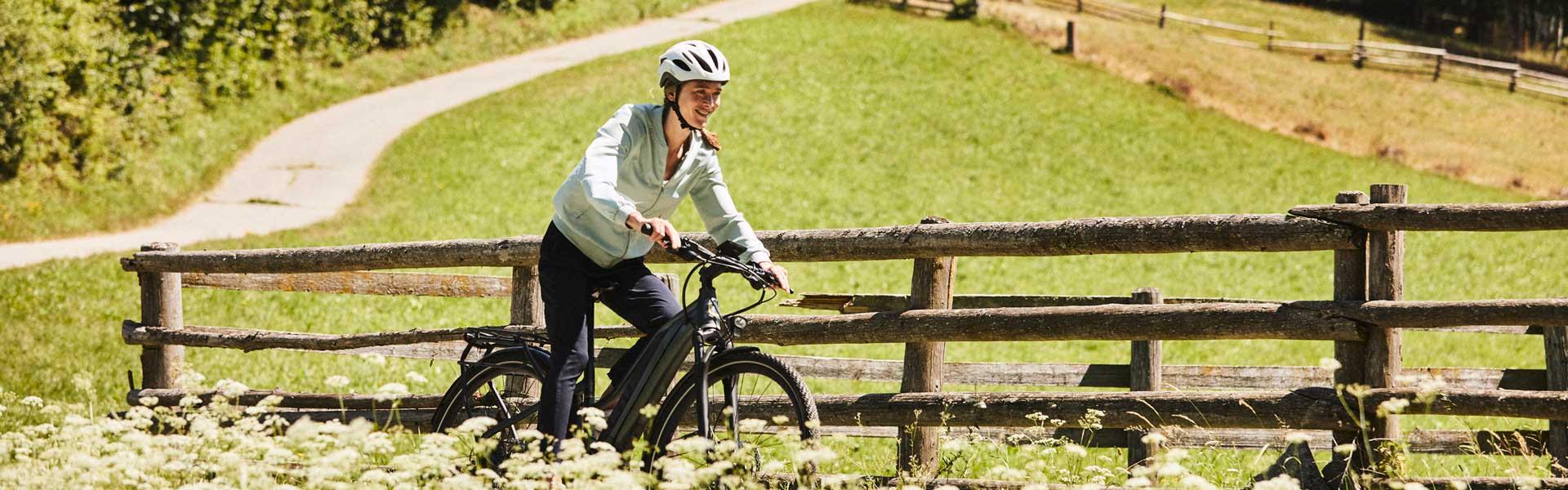 Electric Adventure Bikes