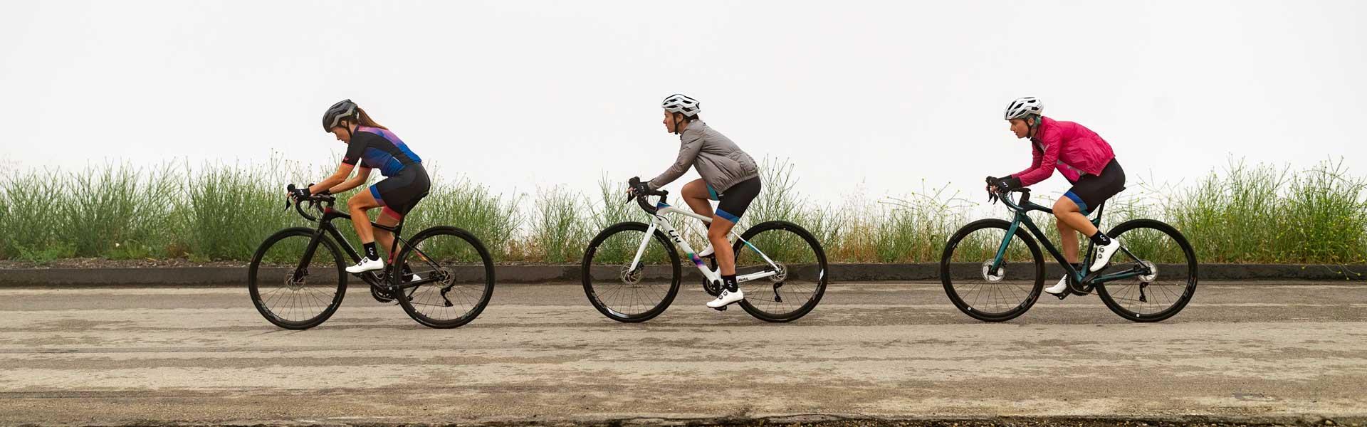 Országúti kerékpárok
