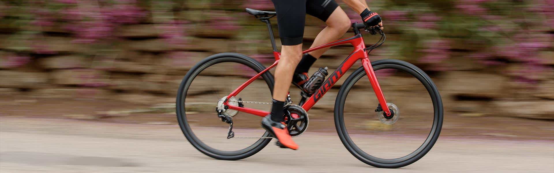 Fitness bicykle