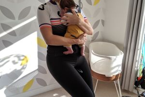 Getting Back Into Cycling After Having A Baby