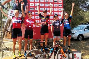 Sandra Walter Scores a Podium Finish in Israel!