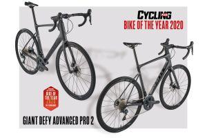 Defy Advanced Pro otrzymał nagrodę Bike of the Year 2020!