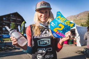 Rae Morrison Takes Second at Epic Megavalanche!