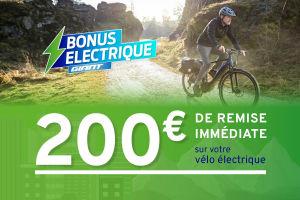 Bonus Electrique Giant 2020 - 200 Euros Offerts