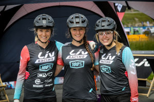 Liv Cycling announced as the official Women's Partner of the Enduro World Series