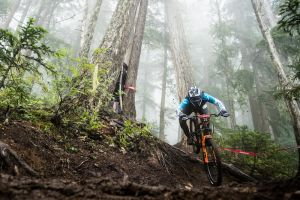 Carlson Breaks Into Top-10 at Whistler EWS!