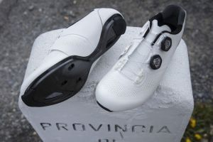 "Canadian Cycling on Surge Pro Shoe: ""Very Light, Very Comfortable"""