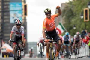 Van Avermaet Finishes 2019 Atop UCI One Day Race World Rankings!