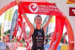 Radka Kahlefeldt zmagovalka na Challenge Walchsee!