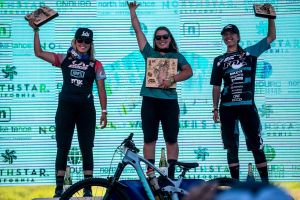 Another EWS Podium for Naughton in Northstar!