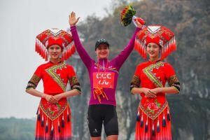 Vos Wins 2019 Women's WorldTour Title!