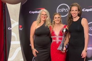 Allysa Seely Wins ESPY!