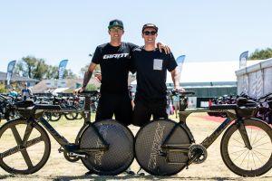 Van Berkel ve Appleton, Ironman Batı Avustralya'da ilk 5'te yer aldı!