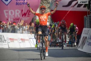 Vos Wins Stage Two - Giro Rosa!