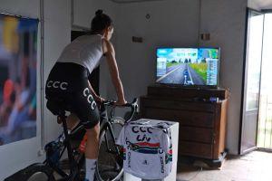 Indoor cycling razem z Liv!