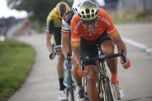 Van Avermaet Sprints to Podium at BinckBank Tour Finale!