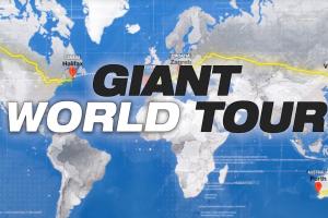 Llega a España Hrvoje Jurić con el Giant World Tour.