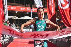 Radka Kahlefedlt Wins Challenge Davos!