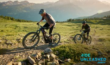 Ride Unleashed: Trail Power