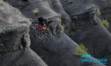 Ride Unleashed: Enduro Electrified