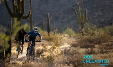 Ride Unleashed: All-Out XC