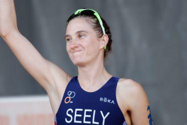 Defying the Odds: Allysa Seely Races Paratriathlon Worlds