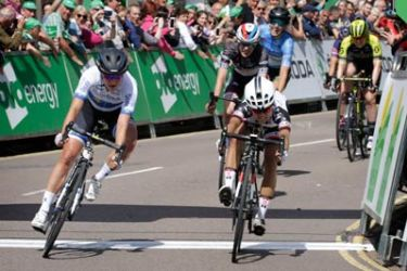 How to Develop a Winning Sprint on a Road Bike