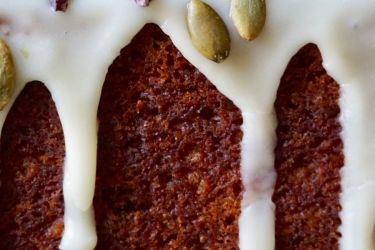 How to Make Packable Pumpkin Cake for Fall Bike Rides