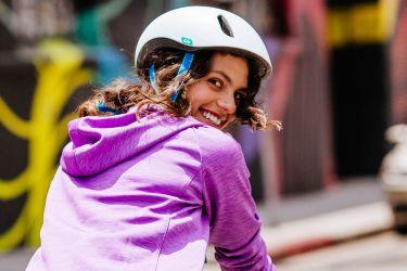 Get the Look: Bike Yoga