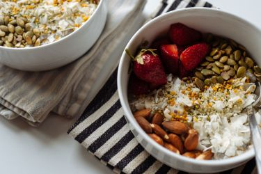 How to Make a Power-Packed Pre-Ride Breakfast Porridge