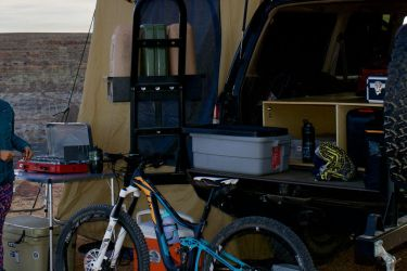 6 Bike Camping Tips for Adventuring on a Budget