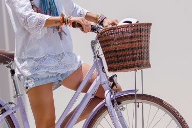 DIY: How to Make Your Own Bike Basket