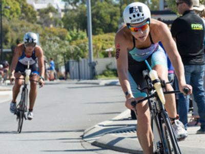 Inspiring Others to Try a Tri: Meet Renee