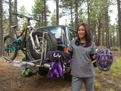 Passion to Pedal: Meet Lisa