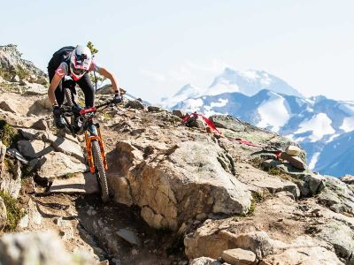 Liv Racing Report: Enduro World Series Whistler 2019