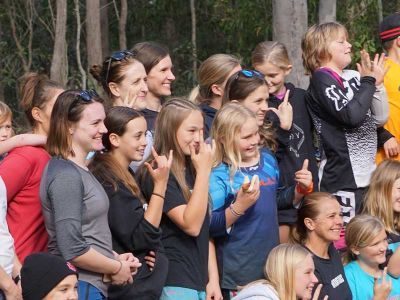 Let's Expand Our Circle: MTB Program for Women of All Ages