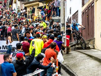 Rae's Race Report: Enduro World Series Chile & Colombia
