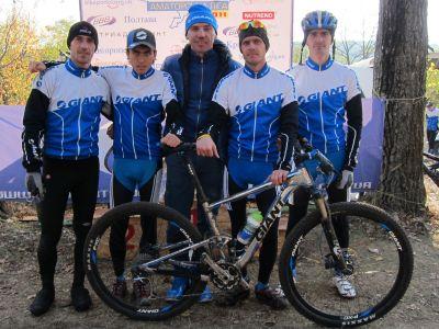 Велоцентр Giant XC Team