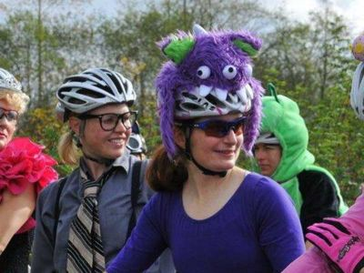 How to Race Cyclocross in Costume