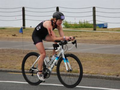 Challenge, Camaraderie and Commitment: Meet Rebecca