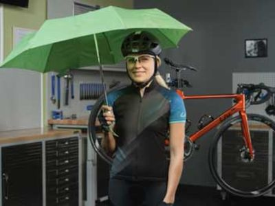 How to Prep Your Bike for Riding in the Rain