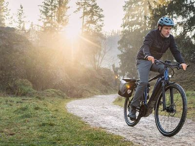 Can you get a workout with an E-bike?
