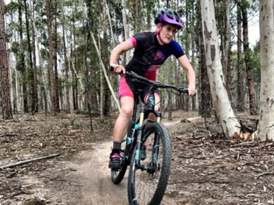 Me Time & Mountain Biking: Meet Kate