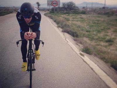 Erik Simon Strijk - Triatleet